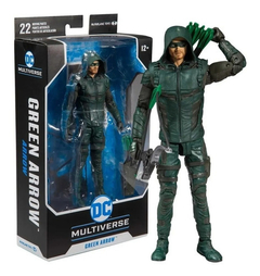 "GREEN ARROW 7"" - MCFARLANE TOYS"