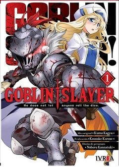 GOBLIN SLAYER (MANGA) 01