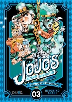 JOJOS BIZARRE ADVENTURE PART 3: STARDUST CRUSADERS 03