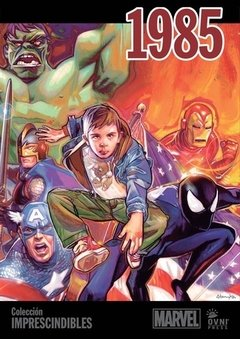 MARVEL IMPRESCINDIBLES 10: 1985 (DELUXE)