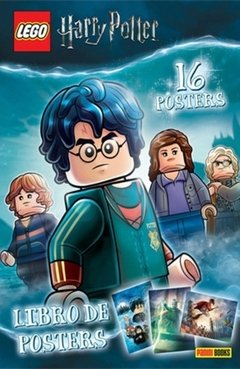 LEGO HARRY POTTER LIBRO DE POSTERS
