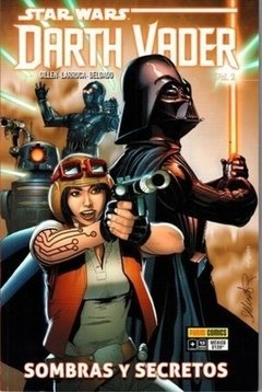 STAR WARS DARTH VADER 02 SOMBRAS Y SECRETOS