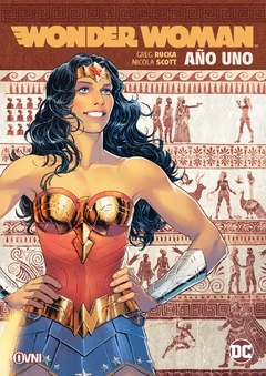DC - ESPECIALES - WONDER WOMAN: AÑO UNO