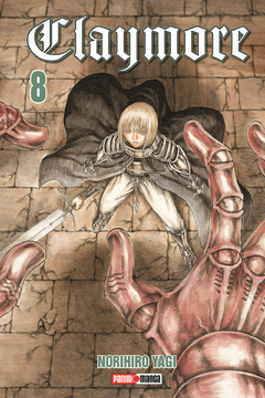 CLAYMORE 08