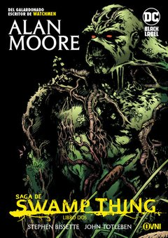 SAGA DE SWAMP THING VOL. 02