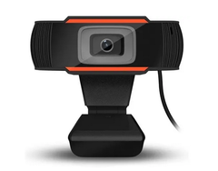 Webcam Pc Full HD 1080p Com Microfone - comprar online