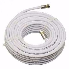 Cable Coaxil Rg6 Rollo 50 Metros Direc Tv Hd Tda