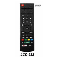 LCD 522 - Control Remoto Lcd Led Smart Sharp