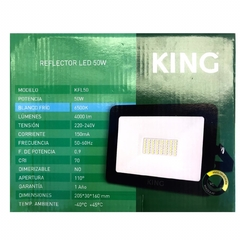Reflector Led 50W KING MACROLED 3500 lm en internet