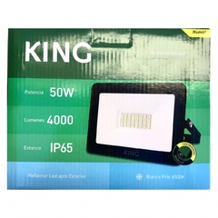 Reflector Led 50W KING MACROLED 3500 lm - comprar online