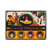CHAPA VINTAGE: THE BEATLES YELLOW SUBMARINE