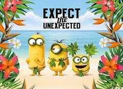 Minions - Expect the Unexpected, 1000p
