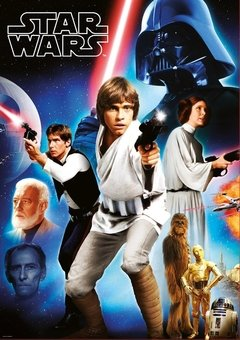 Star Wars Episode IV - A New Hope, 1500p