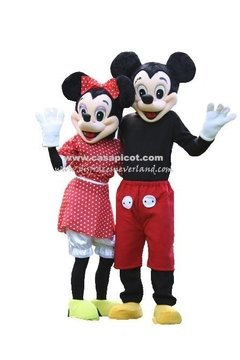 Mickey Mouse (1) - Disfraces Neverland de Casa Picot