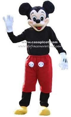Mickey Mouse (1) en internet