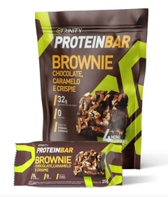 Mini Barrinhas Protein Bar - Trinity na internet