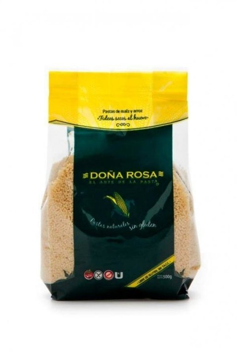 "Fideos Soperos ""Doña Rosa"" 500 gmrs."