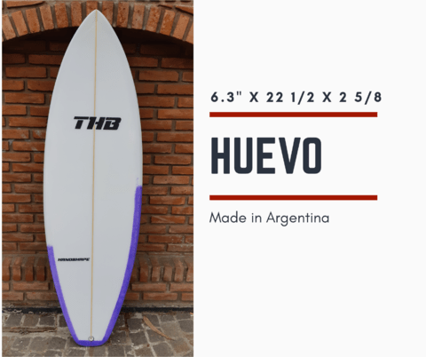 Tabla de Surf Huevito THB Iniciante/Intermedio