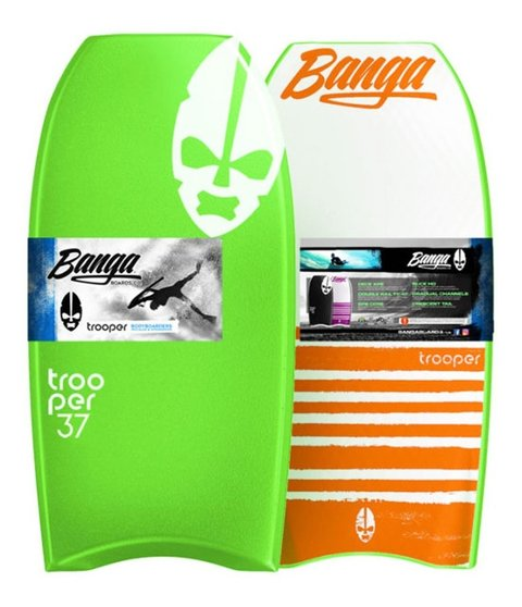 Bodyboard Banga Trooper 37