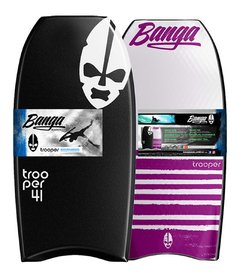 Bodyboard Banga Trooper 41 en internet