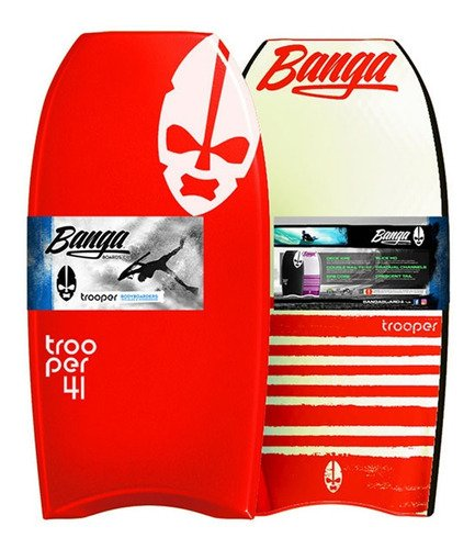 Bodyboard Banga Trooper 41