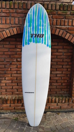 Tabla de Surf THB Funboard 7´6
