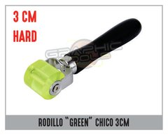 "RODILLO ""GREEN"" CHICO 3CM"