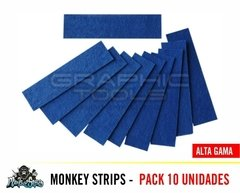 FIELTRO ADHESIVO MONKEY 1 MM (10 UNIDADES)