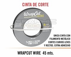"CINTA DE CORTE ""WRAP CUT WIRE"" 45 MTS"