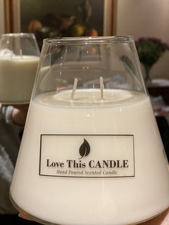 Vela Love Grande 2lt - Love This Candle
