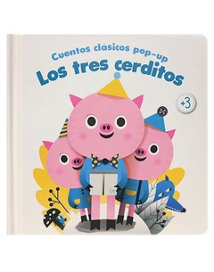 LOS TRES CERDITOS - POP UP