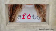 Banner da categoria T-shirt afeto