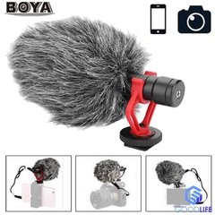 Microfono P/ Camara Video Celular Boya By-mm1 Cardioide en internet