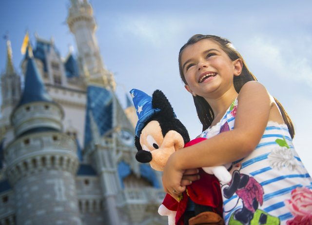 DISNEY - 4 DIAS - VISITE 1 PARQUE POR DIA: MAGIC KINGDOM, DISNEY'S HOLLYWOOD STUDIOS, EPCOT E DISNEY'S ANIMAL KINGDOM