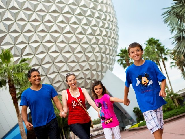 DISNEY - 8 DIAS  - VISITE 1 PARQUE POR DIA: MAGIC KINGDOM, DISNEY'S HOLLYWOOD STUDIOS, EPCOT E DISNEY'S ANIMAL KINGDOM na internet