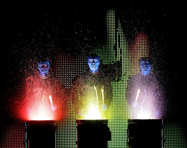 BLUE MAN GROUP (CATEGORIA PONCHO (LUGAR) ADULTO (10 ANOS OU +) - buy online