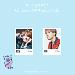 Kit Photocards BTS J-Hope - comprar online