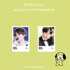 Kit Photocards BTS Jimin - comprar online