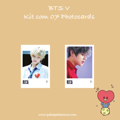 Kit Photocards BTS V - comprar online
