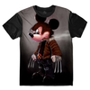CAMISETA MOUSE CLAWS