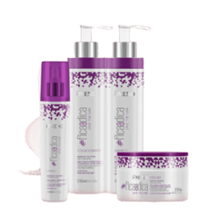 Amend Kit #FICAADICA Save The Hair - 4 Produtos