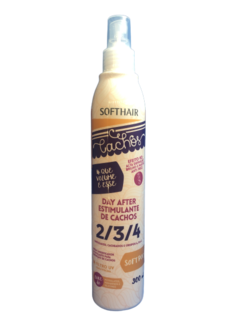 Softhair Spray Day After Estimulante de Cachos tipo 2/3/4 – 300ml