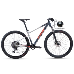 BICICLETA CICLISMO BIKE MTB TSW HURRY PLUS 29x17 12V CZ/VM