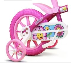 BICICLETA NATHOR ARO 12 FLOWER na internet