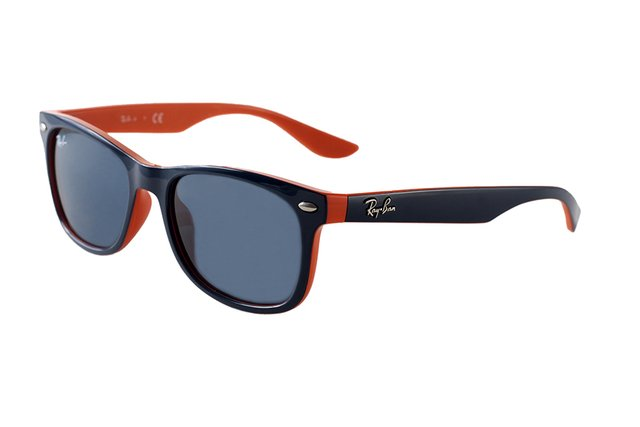 Óculos de Sol Infantil Ray Ban New Wayfarer Junior Remix RJ 9052S 178/80 na internet