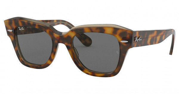 ÓCULOS DE SOL RAY BAN STATE STREET RB 2186 1292/B1
