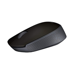 Mouse Logitech M170 / Wireless / 2.4 Ghz/ Hasta 10 Mts Negro - Import Service Argentina