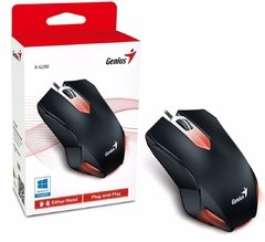 Mouse Genius Gamer Gx Gaming X-g200 1000 Dpi
