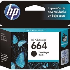 Cartucho Original Hp 664 (f6v29al) P/hp Ink Advantage Black - comprar online