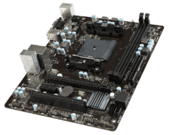Imagen de Mother Msi A68hm-e33 V2 Ddr3 Micro Atx Socket Fm2+